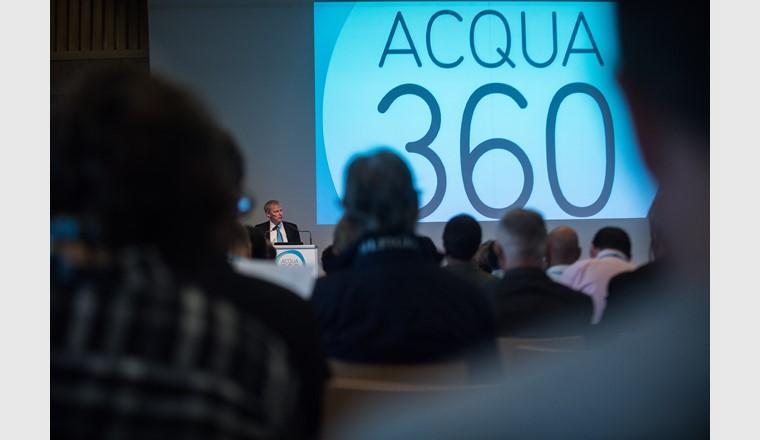 Der Schweizer Wasserkongress ACQUA 360 ist immer gut besucht (Foto: TIPress)