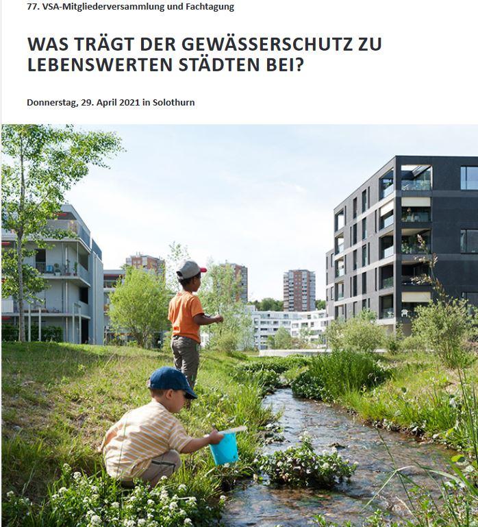 En quoi la gestion des eaux peut-elle favoriser la qualité urbaine ?