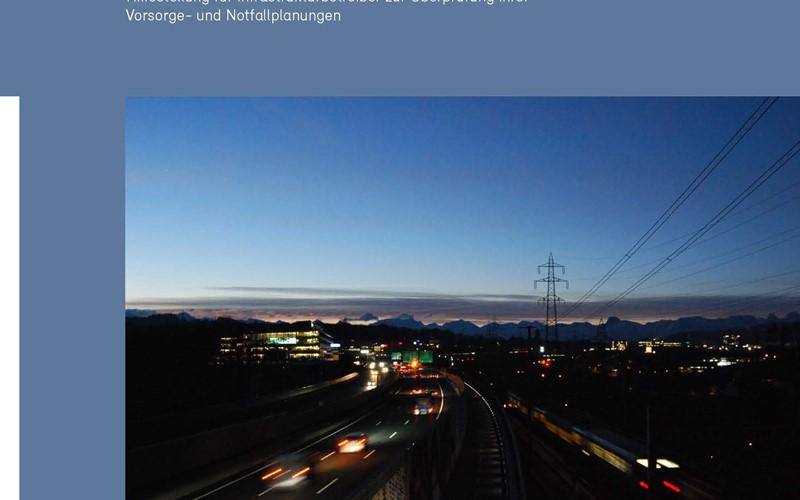 Erdbeben: Hilfestellung für Infrastrukturbetreiber