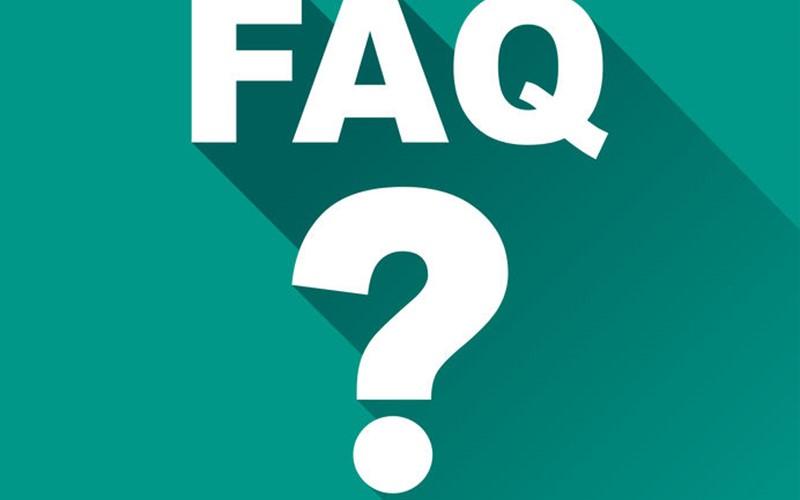 FAQ sul sito web SSIGA