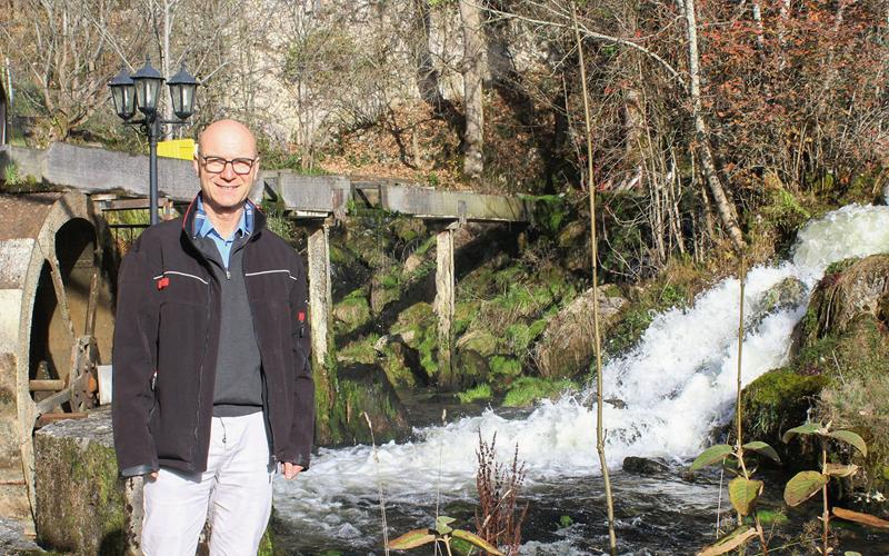 Les régions karstiques  représentent une ressource en eau alternative