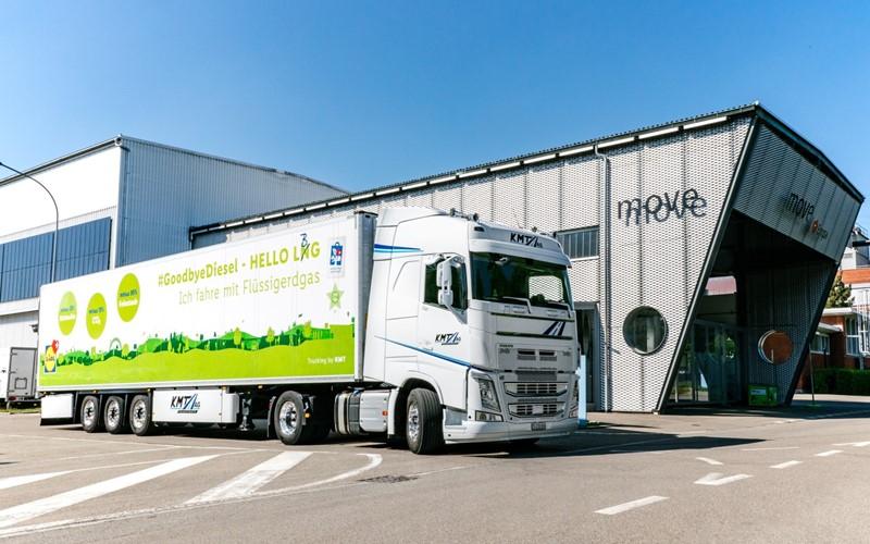 Parlament gibt Schub für Biogas-Antrieb im Güterverkehr