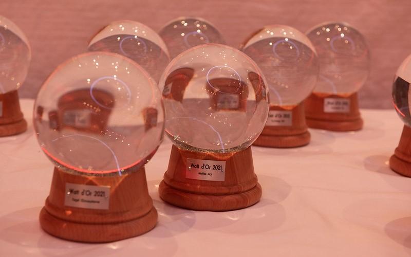 I vincitori del premio Watt d'Or 2021