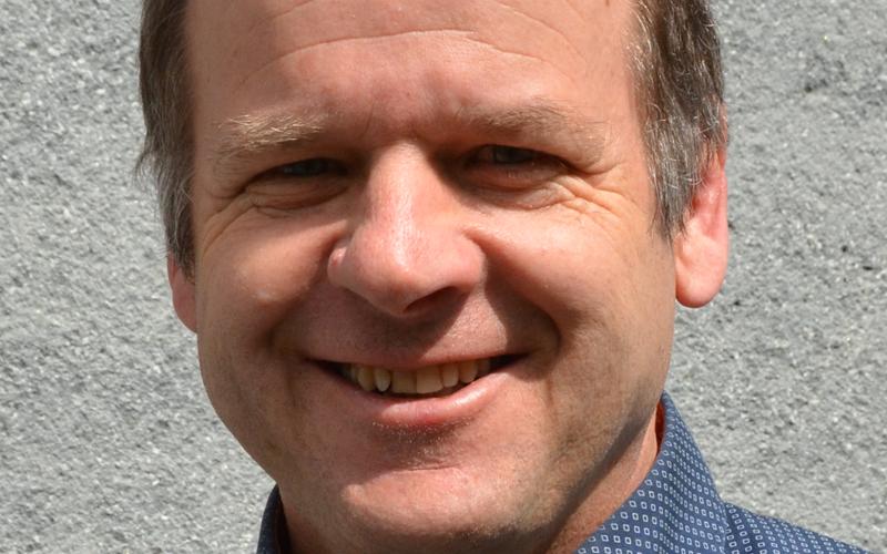 Bernhard Gyger: neuer Vorsitzender W-UK1