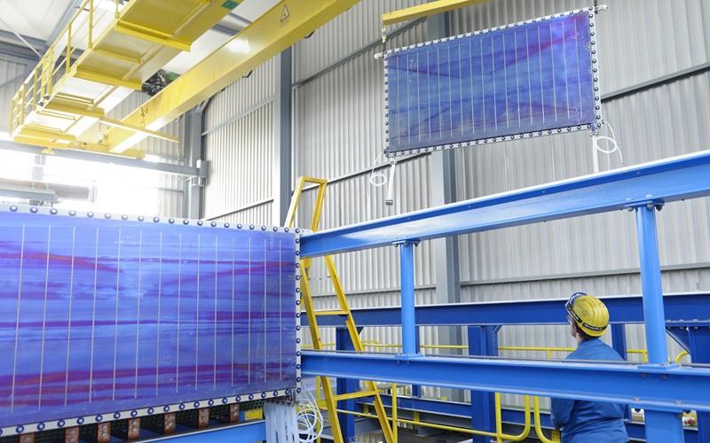 Thyssenkrupp installiert 88 Megawatt-Wasserelektrolyse