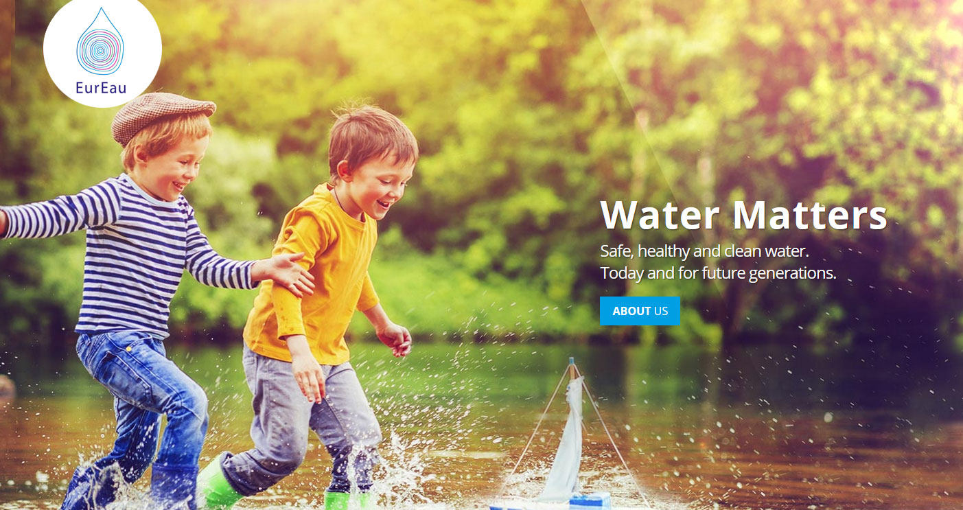 Novità sull'acqua in arrivo dall'Europa