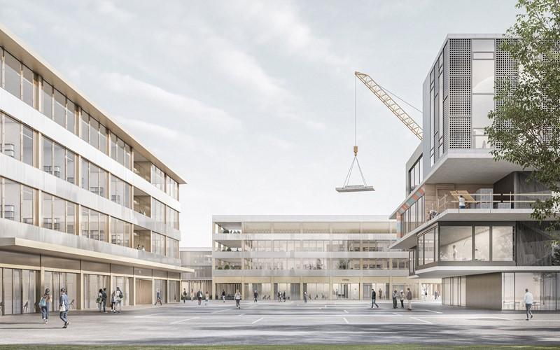 Forschungscampus in Dübendorf wird erweitert