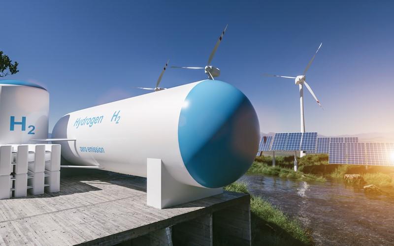 ABB und Axpo entwickeln grünen Wasserstoff