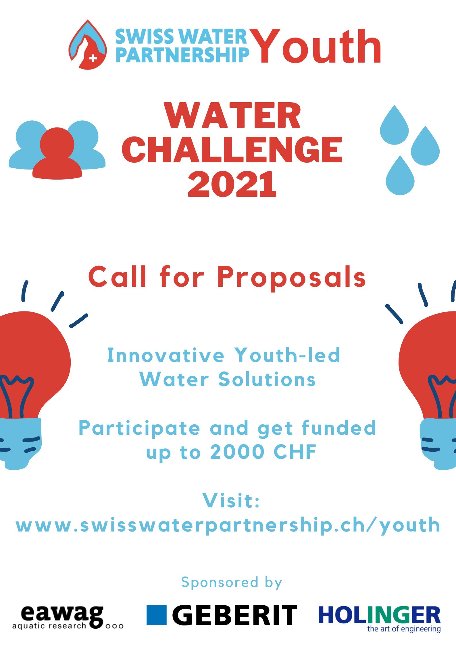 Water Challenge 2021