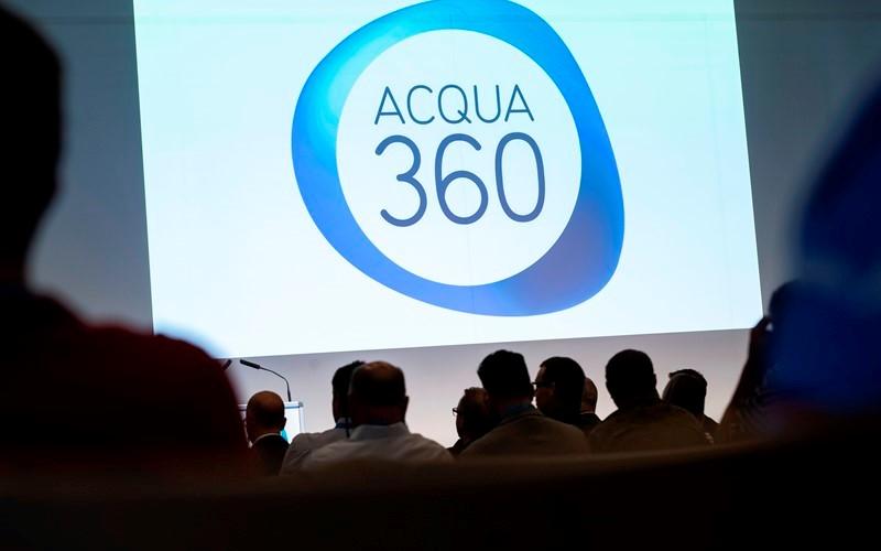 ACQUA360: Le congrès Suisse sur l'eau du 27 octobre 2021