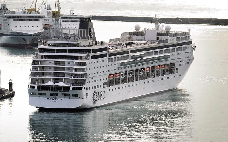 MSC prüft Bau von Kreuzfahrtschiff mit Wasserstoffantrieb