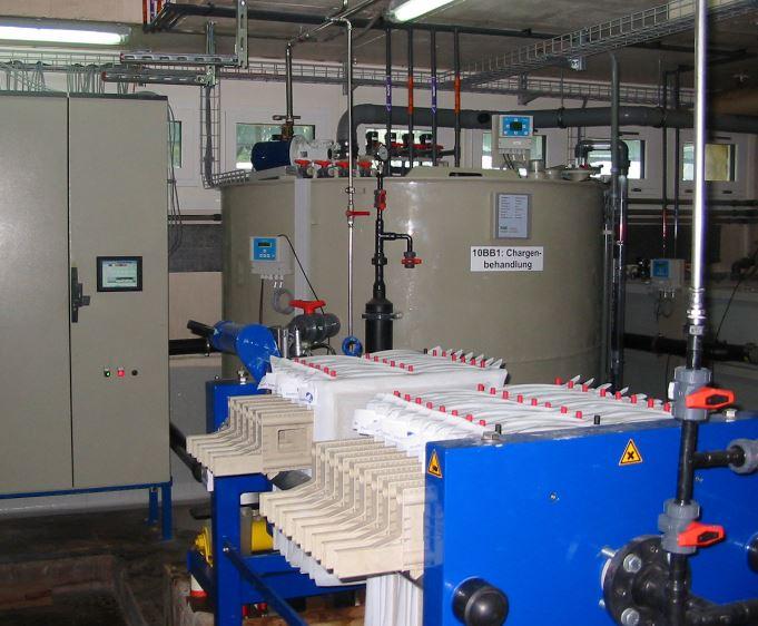 Betrieb und Unterhalt von Abwasservorbehandlungsanlagen F1